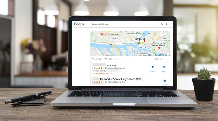 Workshops Google my Business Experte Vortrag Fachmann