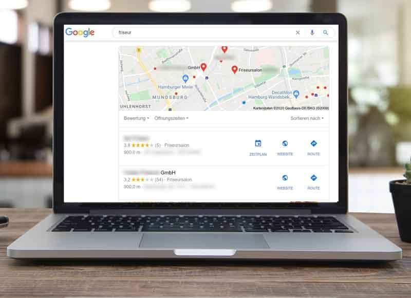 """Kurz-Webinar """"Das optimal ausgefüllte Google my Business Profil In unserem Webinar zeigen wir alles wichtige zu dem Thema: Seo und Homepagetexte, worauf muss man bei der eigene Homepage achten um erfolgreich zu sein."""