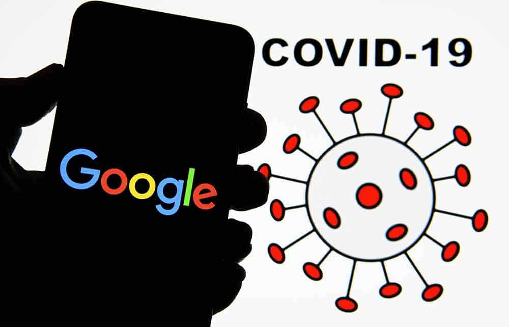 Corona Google my Business, Covid, Corona Pandemie, Google Maps, Tipps, Hilfe, Experte, Betreuung